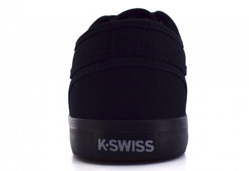 K-SWISS 0F025 001 BLACK MONOCHROME FOREST  25-30