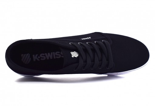 K-SWISS 0F025 002 BLACK WHITE FOREST  25-30