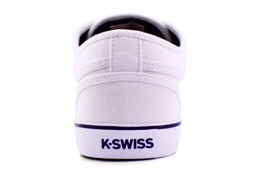 K-SWISS 0F025 100 WHITE NAVY FOREST  25-31