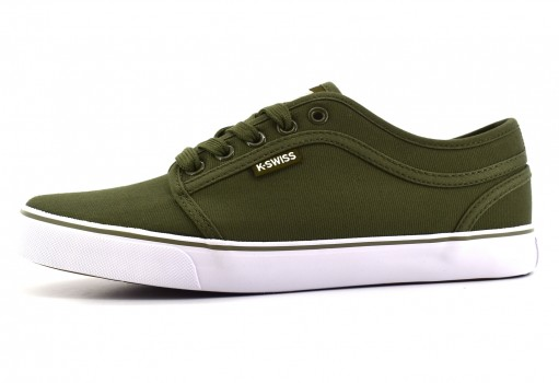 K-SWISS 0F025 330 MILITARY GREEN FOREST  25-31