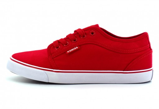 K-SWISS 0F025 601 RED FOREST  25-30