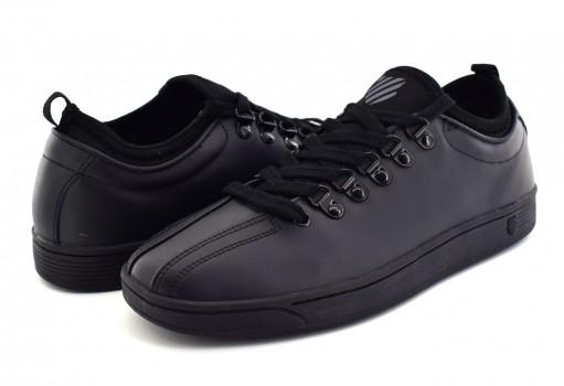 K-SWISS 0F159 001 BLACK MONOCHROME TYLER  25-30