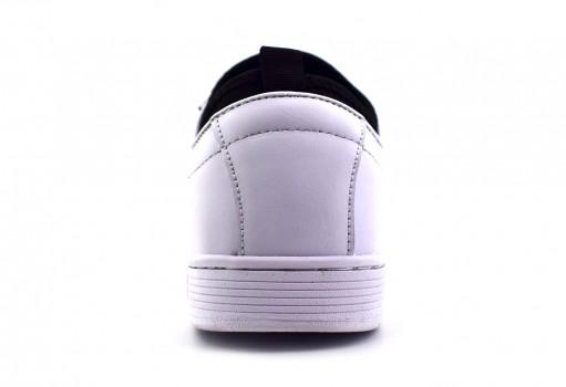 K-SWISS 0F159 102 WHITE/BLACK TYLER  25-30