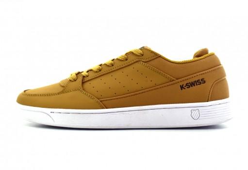 K-SWISS 0F160 251 HONEY/DK. BROWN BRYAN  25-30