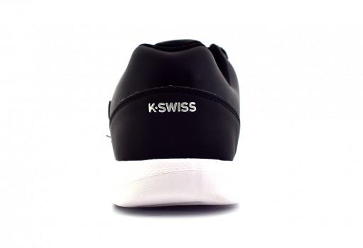 K-SWISS 0F170 002 BLACK WHITE MILLER  25-31