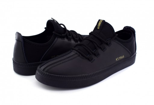K-SWISS 0F284 001 BLACK MONOCROM WILL  25 30