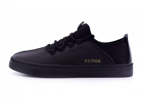 K-SWISS 0F284 001 BLACK MONOCROM WILL  25 30