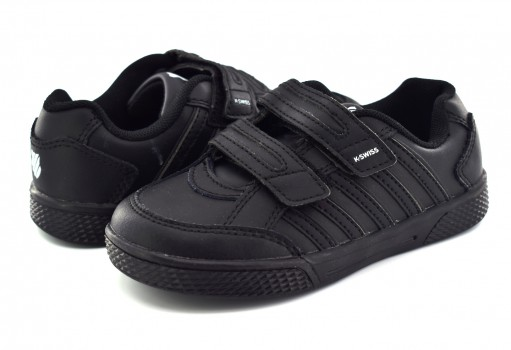 K-SWISS 22940 002 NEGRO KID COURT  11 - 16