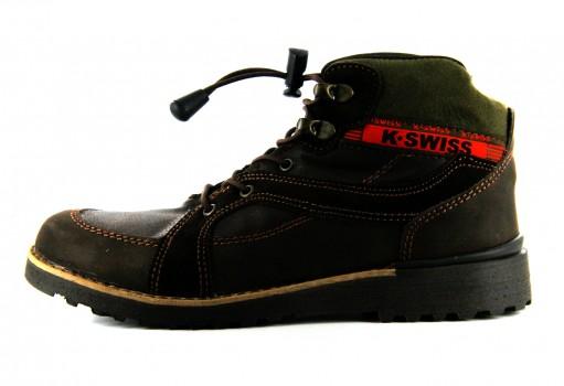 K-SWISS 50145 50141 204 CAFE HIKER BOOT  17-22