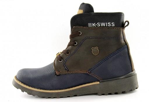 K-SWISS 50147 412 MARINO HIKER BOOT  17-22