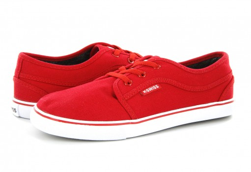 K-SWISS 5F025 600 RED FOREST KIDS  17-22