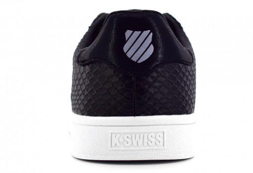 K-SWISS 8F052 010 BLACK WHITE SPARK II  22-27