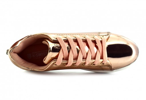 K-SWISS 8F135 810 BROWN TOKIO  22-27