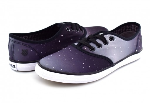 K-SWISS 9F033 010 BLACK STAR BEVERLY  22-27