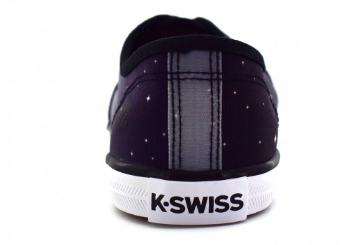 K-SWISS 9F033 010 BLACK STAR BEVERLY  22-27