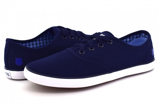 K-SWISS 9F033 400 NAVY BEVERLY  23-27
