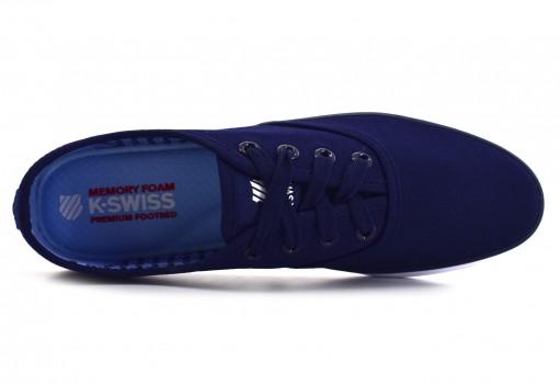 K-SWISS 9F033 400 NAVY BEVERLY  23-27