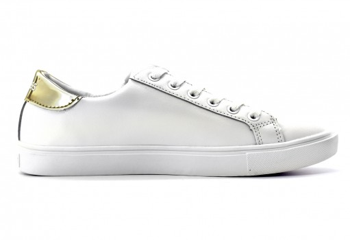K-SWISS 9F134 194 WHITE/GOLD STELAR  22-27
