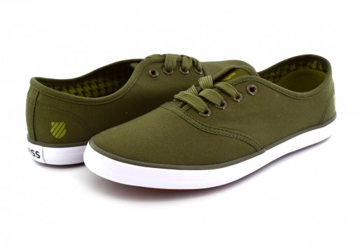 K-SWISS 9F033 332 OLIVE GREEN BEVERLY  22-27