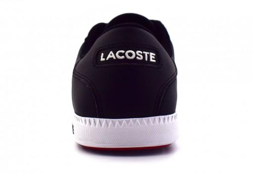 LACOSTE 731SPM 009602 BLACK/BLACK GRADUATE LCR3  25-30
