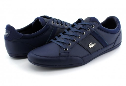 LACOSTE 735CAM 011253 NVY/GRN CHAYMON 118  25-30