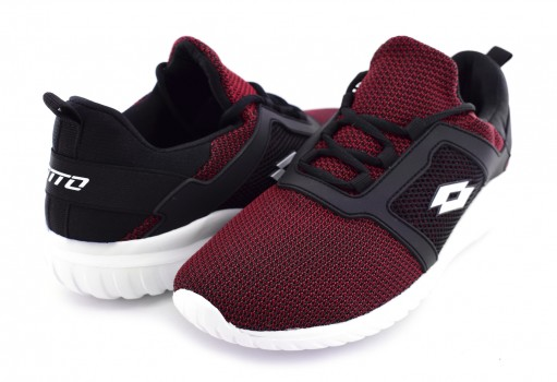 LOTTO 0H299 601 RED/BLACK DEXTER  25-29