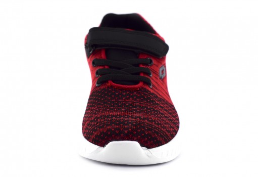 LOTTO 5H300 601 RED/BLACK GAEL  17-22