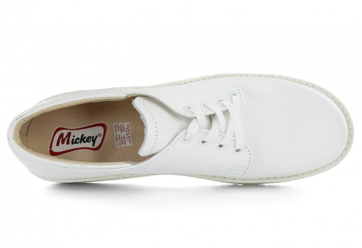 MICKEY N 417- 41 FLOR ENTERA BLANCO  22.5 - 27