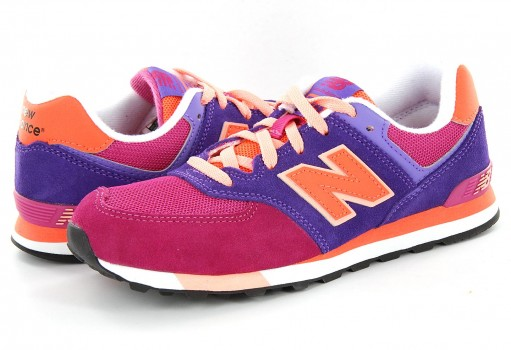 NEW BALANCE KL 574 AFP PINK/PURPLE RETRO  17 - 22