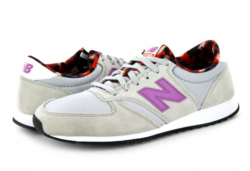 NEW BALANCE WL 420 APC GREY/PURPLE RETRO  23-27