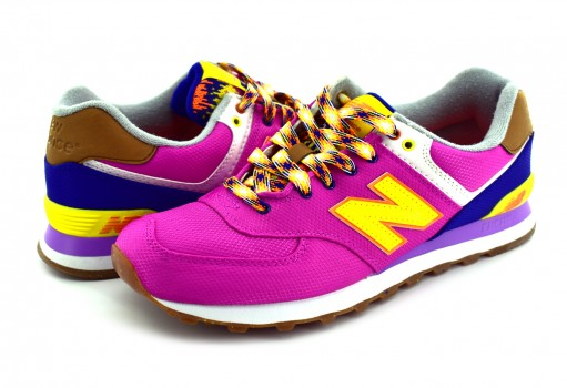 NEW BALANCE WL 574 EXB URCHIN/MULTI RETRO  23-27