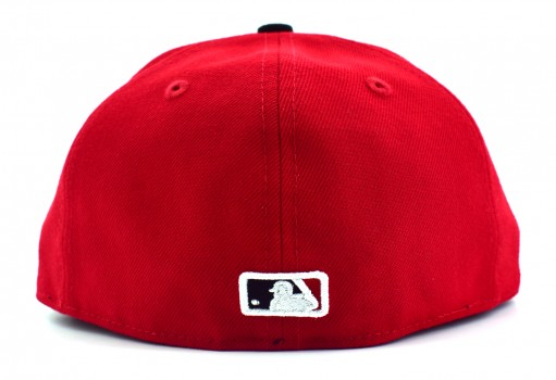 NEW ERA 10 623274 361061 CINRED MLB RED/BLACK-WHITE MX ACPERF RD  55-62