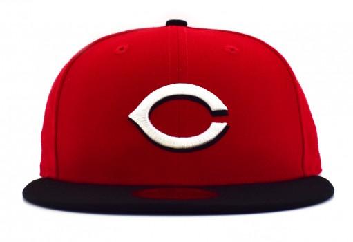NEW ERA 10 623274 361061 CINRED MLB RED/BLACK-WHITE MX ACPERF RD  55-62
