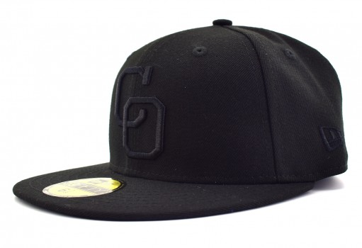 NEW ERA 11 506526 11 OBRYAQ LMP BLACK 5950 OFICIAL CO  55-62