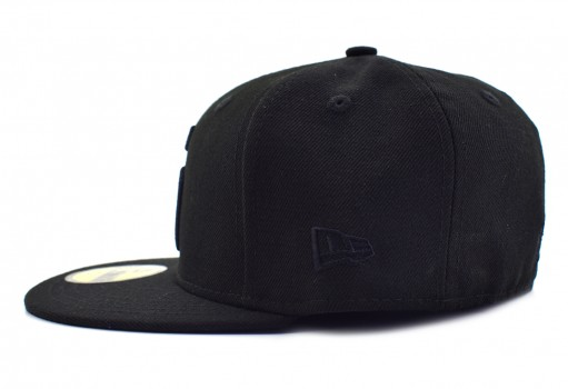 NEW ERA 11 506526 11 OBRYAQ LMP BLACK MEXICAN STOCK  55-62