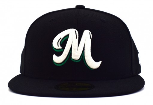 NEW ERA 70 432824 70 MEXICO BLACK SERIE DEL CARIBE MEX  55-62