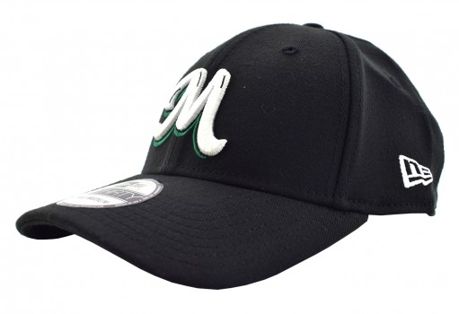 NEW ERA 70 432829 70 MEXICO BLACK SERIE DEL CARIBE MEX  55-62