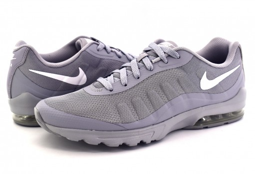NIKE 749680 005 WOLF GREY/WHITE AIR MAX INVIGOR  25-31