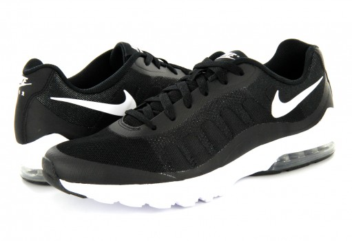 NIKE 749680 010 BLACK/WHITE AIR MAX INVIGOR  25-31