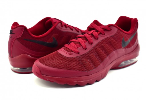 NIKE 749680 601 TEAM RED/BLACK AIR MAX INVIGOR 25
