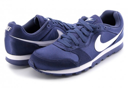 NIKE 749869 407 DIFFUSED BLUE/WHITE MD RUNNER 2 (GS)  22-27