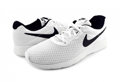 NIKE 812654 101 WHITE/BLACK TANJUN  25-30