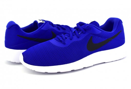 NIKE 812654 404 GAME ROYAL/BLACK/(WHITE) TANJUN  25-30