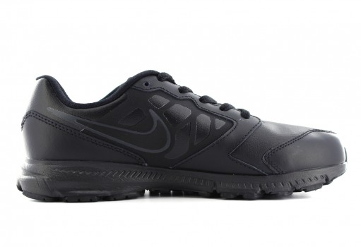 NIKE 832883 011 BLACK/BLACK-ANTHRACITE NIKE DOWNSHIFTER 6 LTR (GS/PS)  17-25