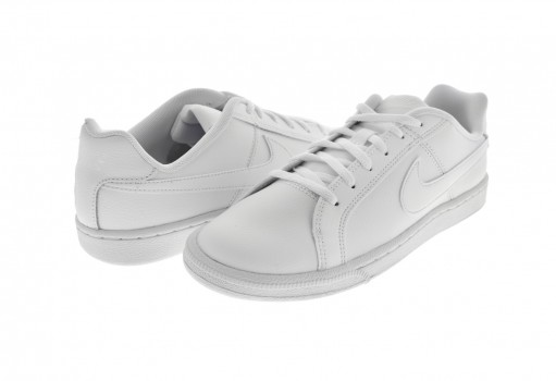 NIKE 833535 102 WHITE/WHITE COURT ROYALE  22.5-25