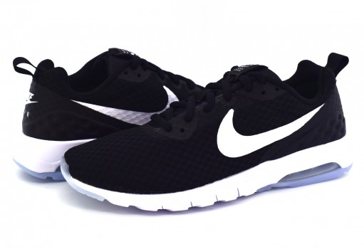 NIKE 833662 011 BLACK/WHITE WMNS NIKE AIR MAX MOTION LW  22-27