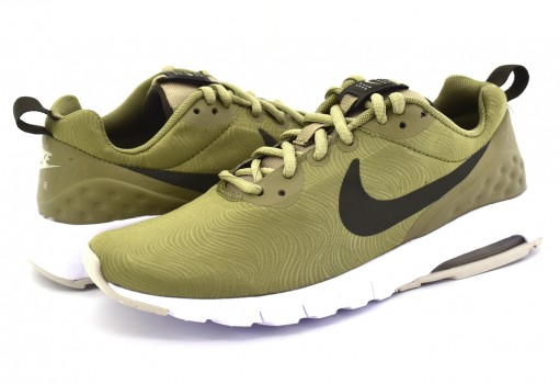 NIKE 844895 201 NEUTRAL OLIVE/CRG KHAKI-LT BN AIR MAX MOTION LW SE  22-27