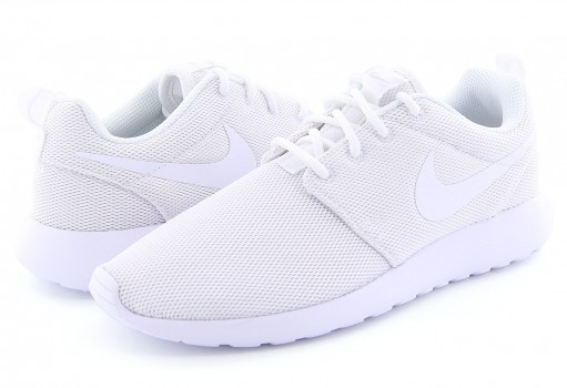 NIKE 844994 100 WHITE/WHITE ROSHE ONE 22
