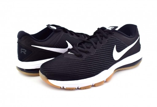 NIKE 869633 012 BLACK/WHITE AIR MAX FULL RIDE TR 1.5  25-31