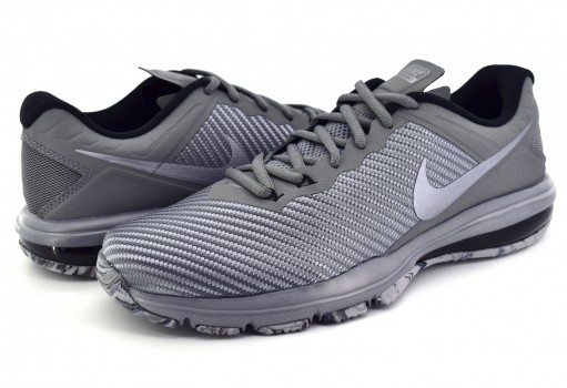 NIKE 869633 016 COOL GREY/MTLC COOL GREY AIR MAX FULL RIDE TR 1.5 25